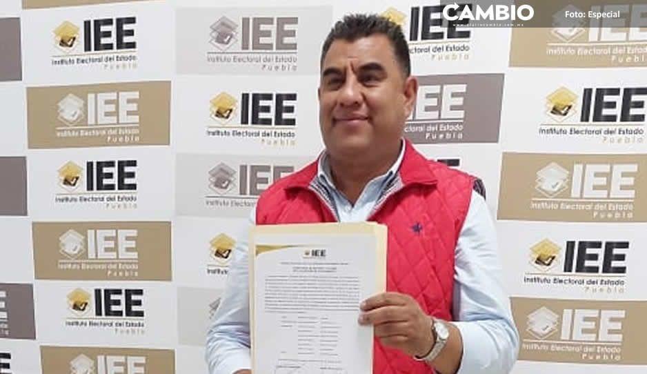 Edil electo de Chiconcuautla denuncia amenazas de muerte en su contra