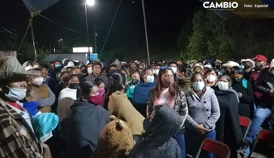 CDH Puebla intervendrá en caso de indígenas detenidos en Santa María Coyomeapan