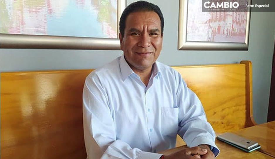 Zayas va por presidencia de Acatzingo; pese a pisar la cárcel por complicidad de homicidio