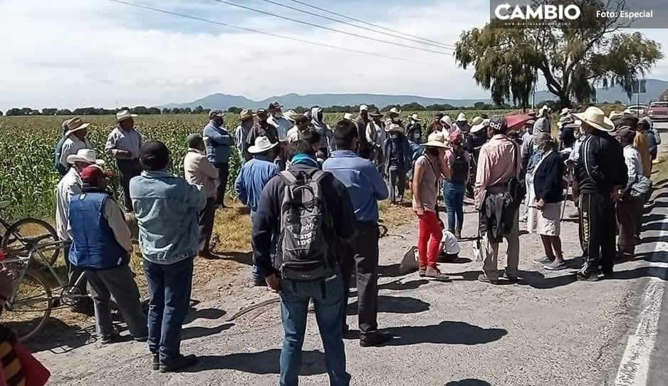 Cierran la federal a Teziutlán y toman la caseta de Payuca; exigen evitar los cañones antigranizo en la región