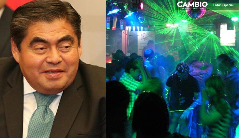 Suban el volumen: antros, bares y tables regresan en Puebla con la apertura económica total