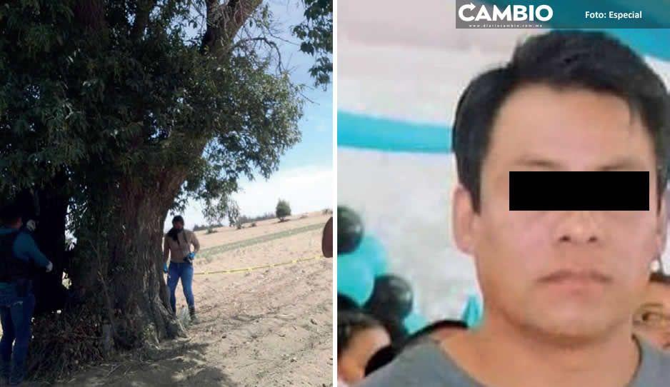 Rosendo se colgó de un árbol para quitarse la vida, luego de asesinar a golpes a su esposa Altagracia