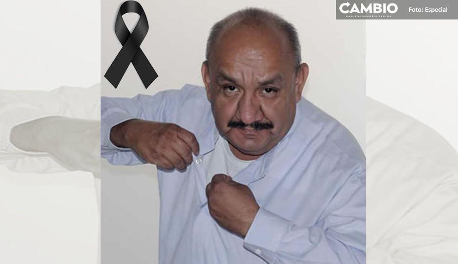 Fallece Poncho Ponce, decano del periodismo policíaco en Puebla por COVID