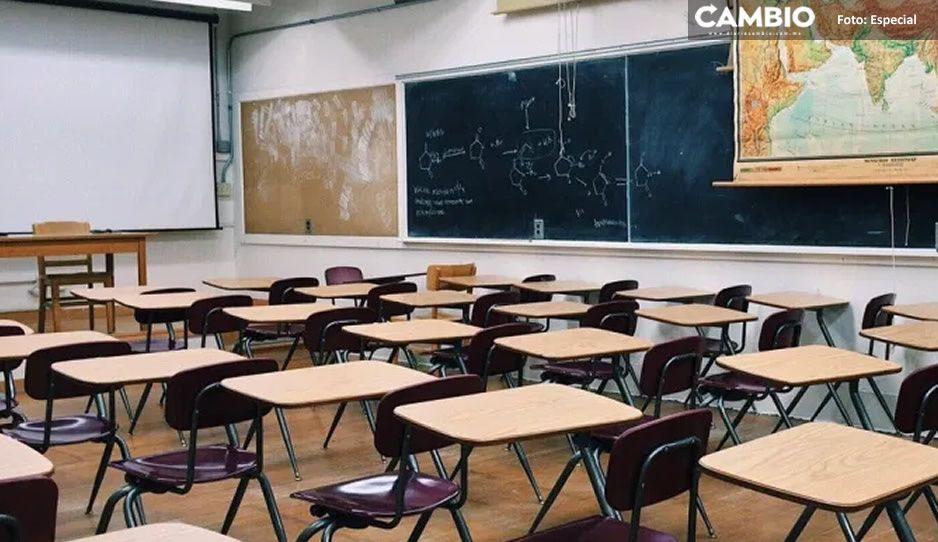 Suspenden clases en Chiautzingo tras sismo; revisarán estructuras para seguridad de los alumnos