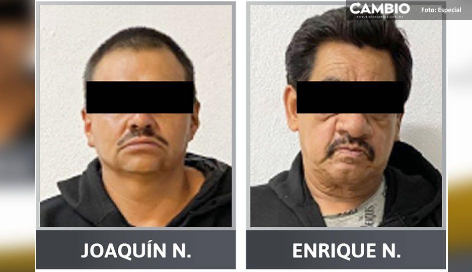 Vinculan a proceso a Joaquín y Enrique por privación de la libertad en anexo de Texmelucan