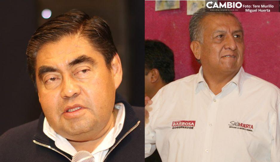 Si se comprueba el abuso sexual, FGJCDMX debe solicitar el desafuero de Saúl  Huerta: Barbosa