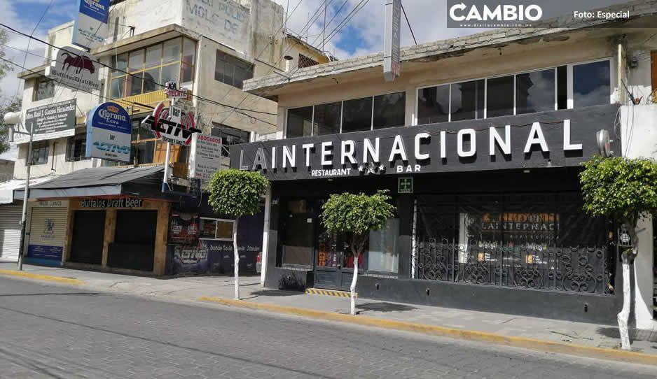 Artemio Caballero quiere sangrar a los antros de Tehuacán y les sube el costo de licencias