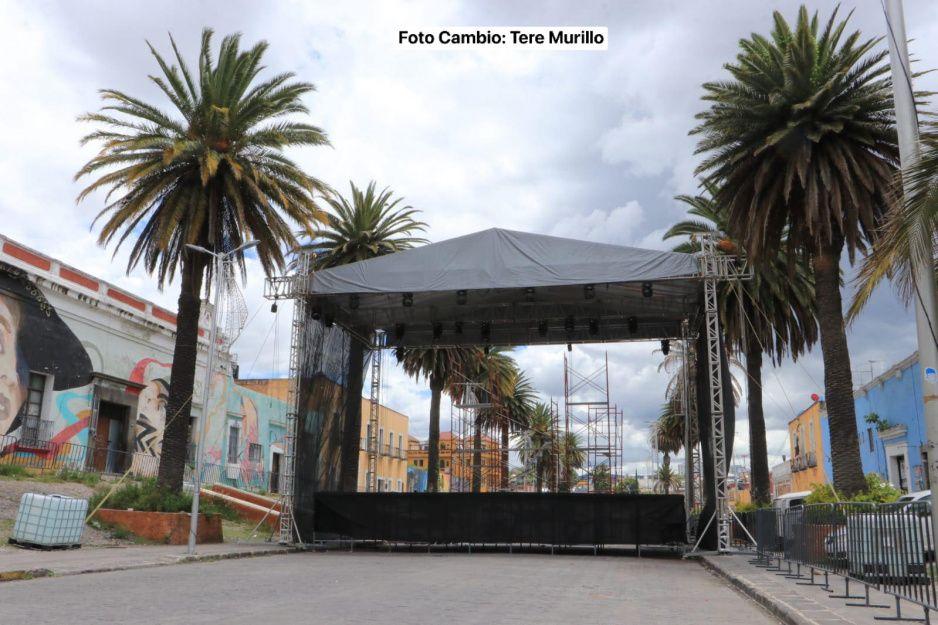 ¡A sacar el sombrero! Listo el escenario para fiesta patria en Casa Aguayo (FOTOS y VIDEO)