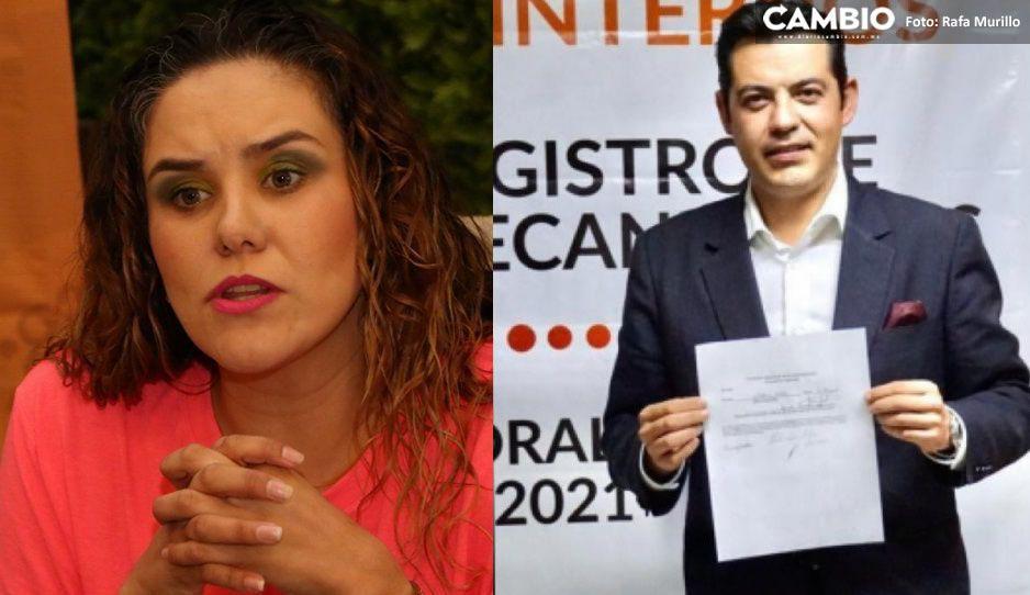Monzón vuelve a denunciar a Manlio López por violencia política de género