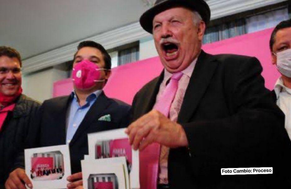 Gerry Islas hace el ridículo: Onésimo desiste de ser candidato por FSM