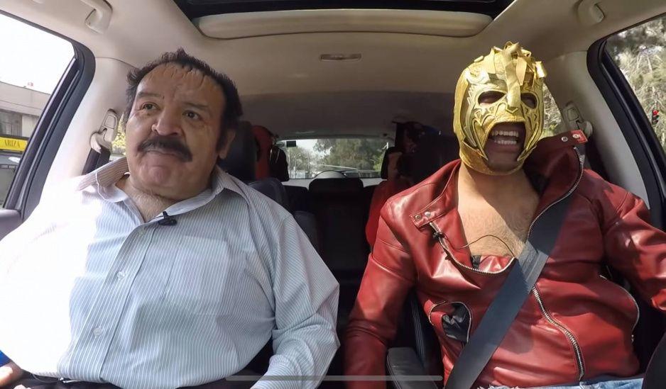 Apodo de Súper Porky surgió en Puebla: así lo reveló el luchador con el Escorpión Dorado (VIDEO)