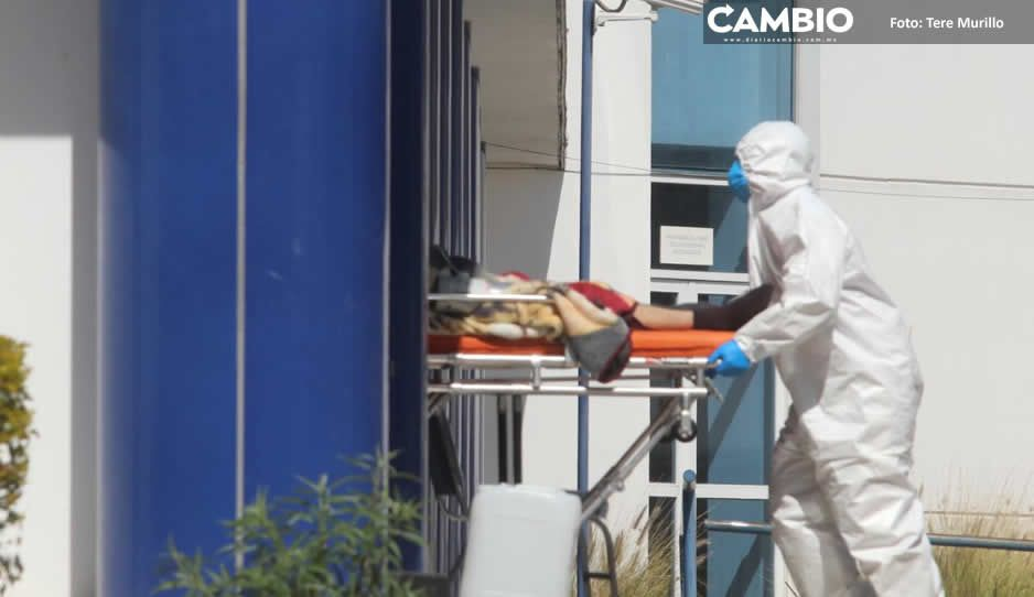 La SSA reporta 348 contagios y 65 muertes en las últimas 24 horas