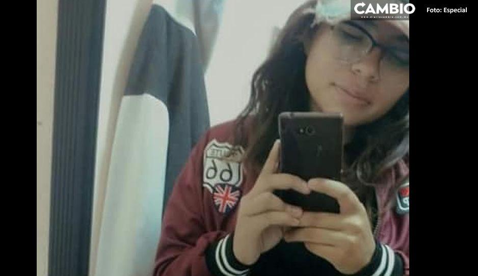 ¡Ayúdanos a encontrarla! Ciarey Alejandra desapareció en San Pedro Cholula