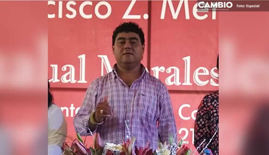 Alcalde de Francisco Z. Mena, primer poblano en registro de sancionados por violencia política de género