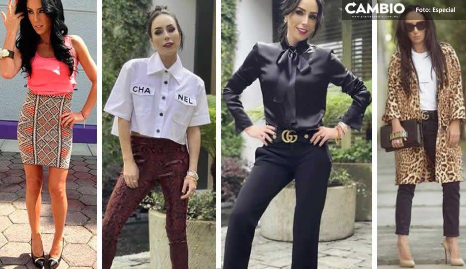 FOTOS: Este es el lujoso vestuario de Gomez-Mont; usó botas con diamantes de 234 mil pesos