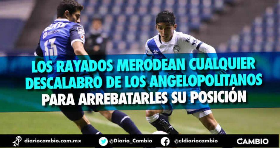 Con un triunfo o con un empate contra Santos, Club Puebla está en la Liguilla