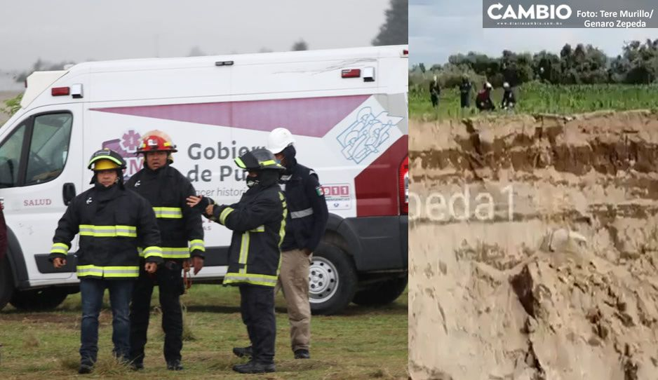 EN VIVO: Rescatistas de Protección Civil y Bomberos enviados por Barbosa hacen las maniobras de rescate con jaulas
