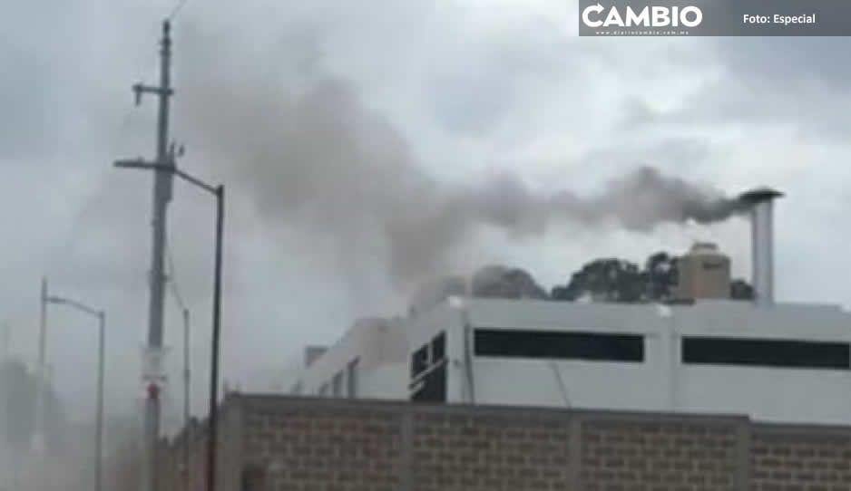 Crematorio de Norma Layón contamina día y noche; vecinos están hartos de la peste
