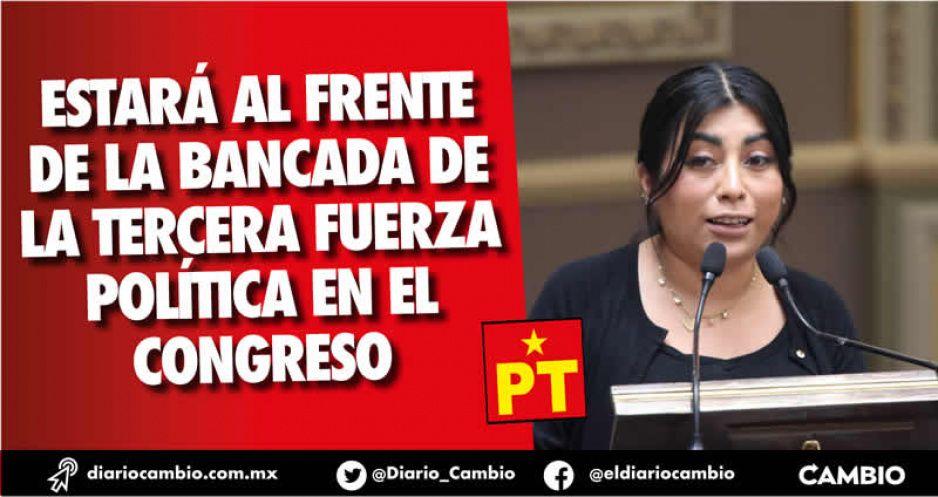 Ya es oficial: Nora Merino se perfila a coordinar al PT