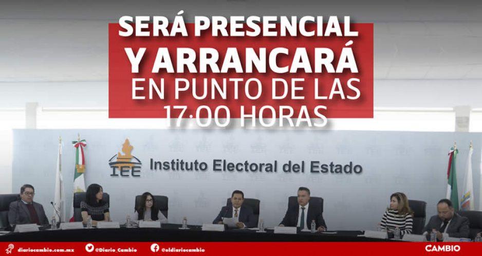 Sí habrá debate entre candidatos a la alcaldía de Puebla este domingo