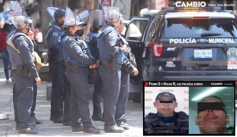 Por miedo a ser asesinados; policías de Jolalpan renuncian, sólo quedan cuatro de 12