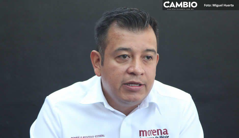 Dirigencias estatal y nacional de Morena definirán dónde estará su nueva sede en Puebla