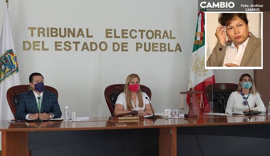 TEEP ordena a Eloísa Vivanco, mamá de Claudia, analizar venta de candidaturas en Morena