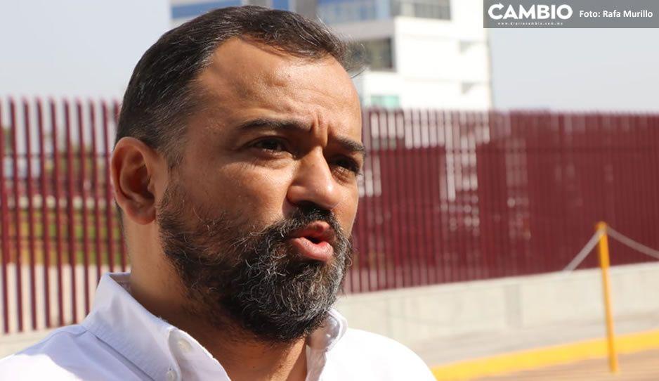 Denuncian a René Sánchez ante el INE por colocar propaganda en zona de monumentos