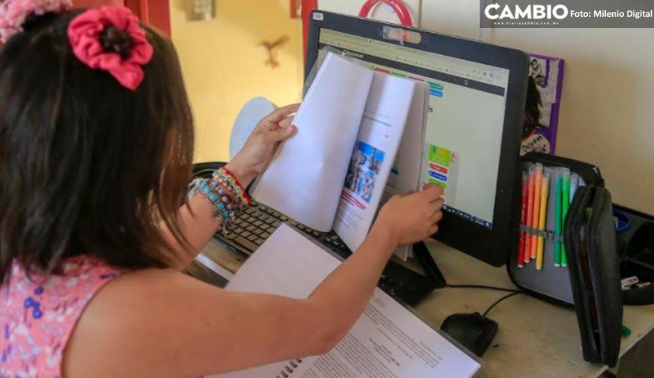 ¡Atención! Alumnos con enfermedades crónicas tomarán clases en línea: anuncia SSA y SEP