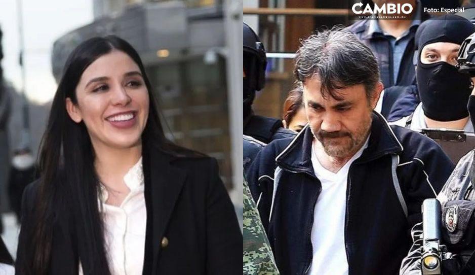 Dámaso López reveló que Emma Coronel coordinó escape de El Chapo