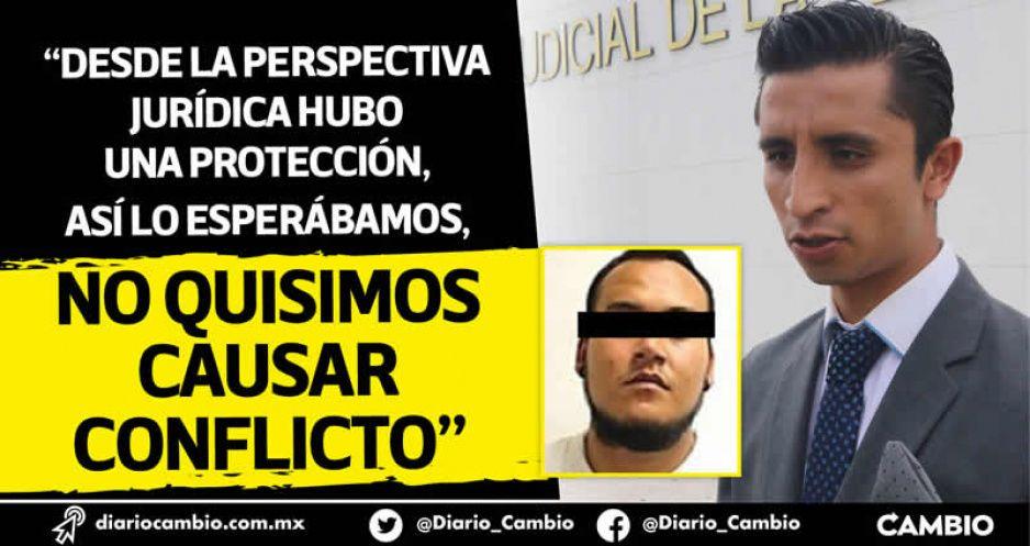 El abogado de Ricardo Alexis apelará la sentencia por feminicidio de Mara Castilla