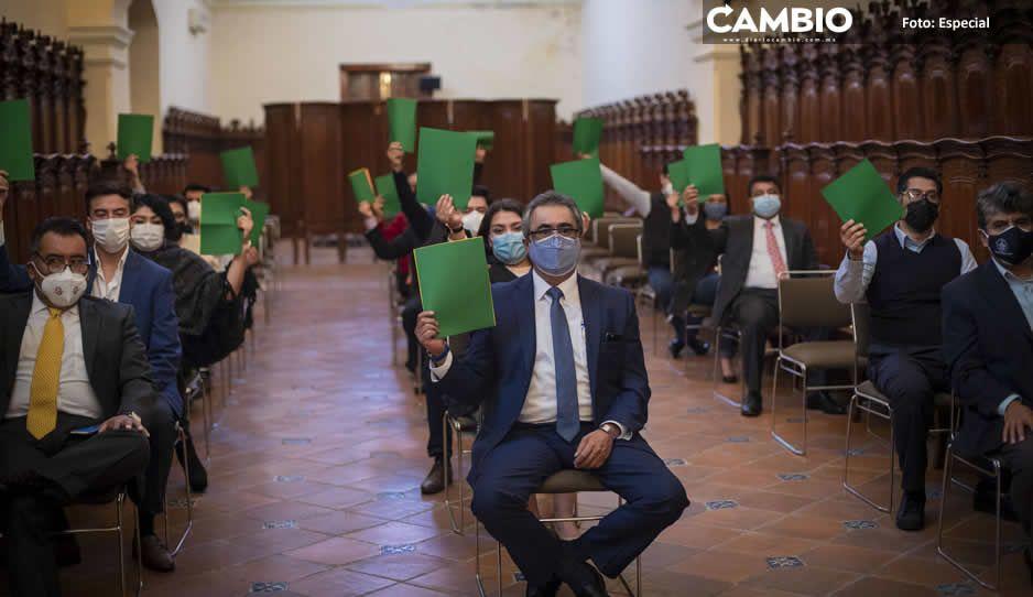 Universitarios BUAP que estén a punto de graduarse volverán a clases presenciales (VIDEO)