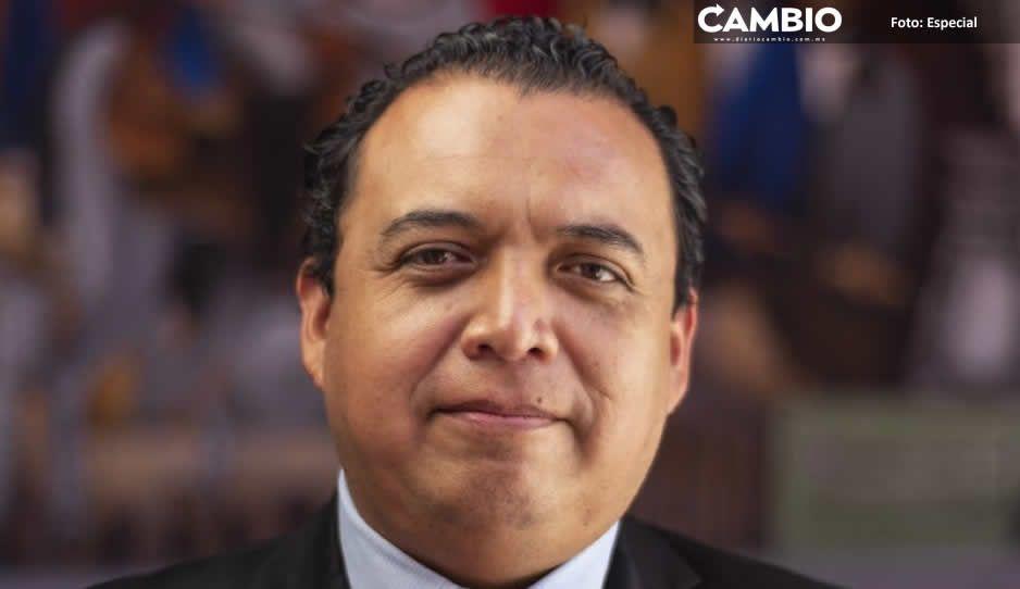 Artemio Caballero buscará la reelección en Tehuacán, pero no quiere dejar de cobrar