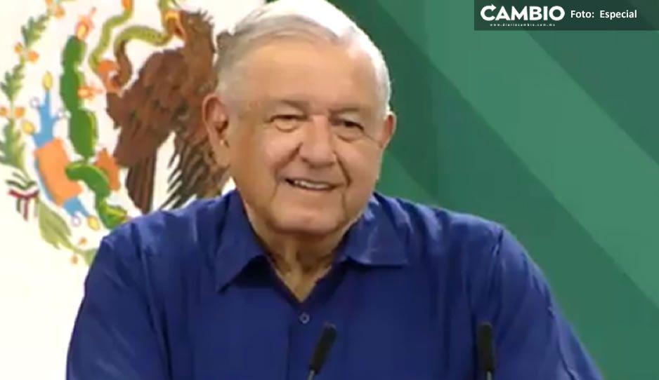 "Portazo en Huauchinango son ""gajes del oficio"", asegura AMLO (VIDEO)"