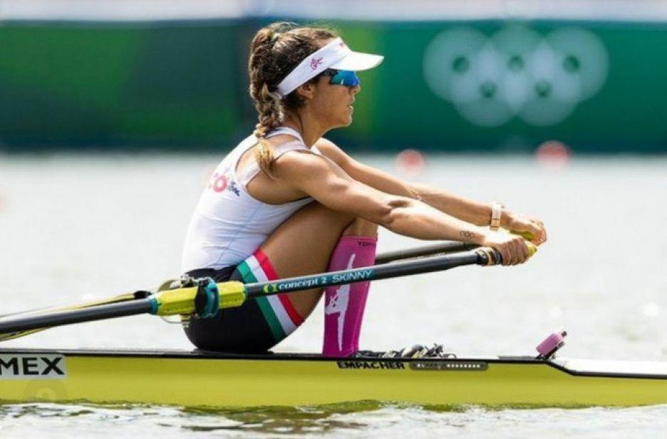 Kenia Lechuga dice adiós a Tokio; México se queda sin medalla en remo femenil