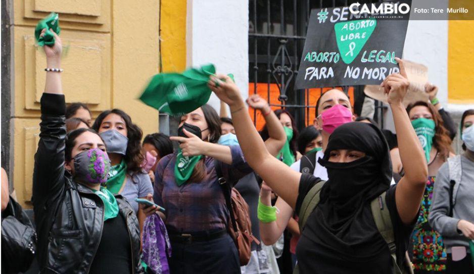 Congreso de Puebla discutirá la despenalización del aborto después de la elección