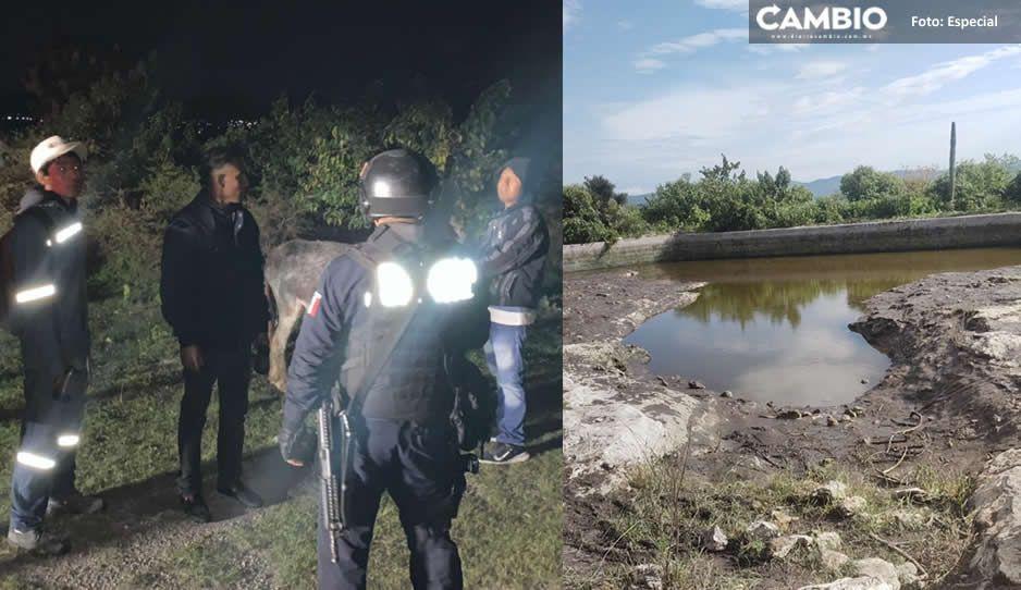 ¡Juntos hasta el cielo! Hermanitos salieron a pastar su ganado y murieron ahogados en Xochitlán