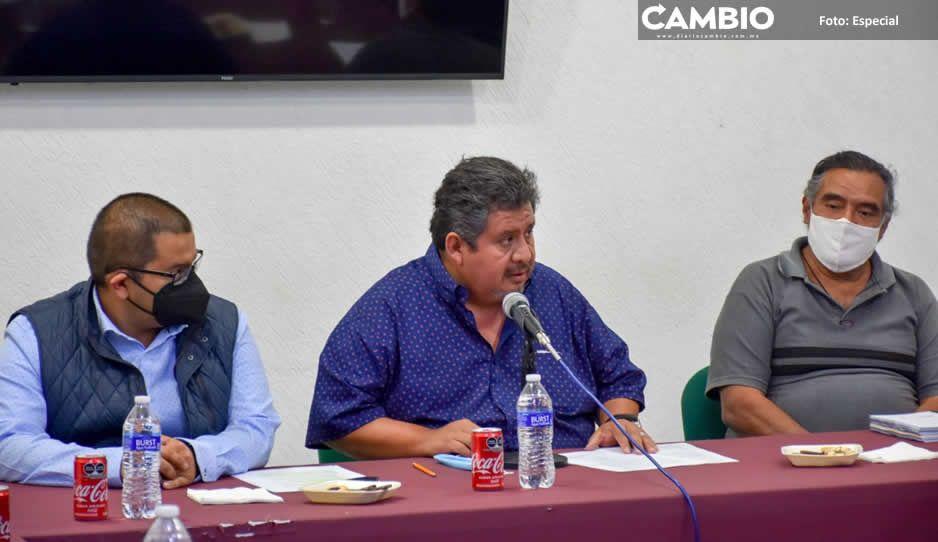 Observatorio Ciudadano de Texmelucan también vigilará a los presidentes auxiliares