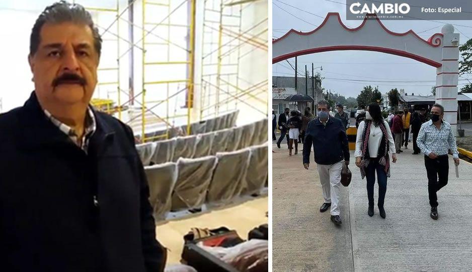Tunden a Ecoloco Vargas por presumir instalaciones de recinto ferial y olvidarse de damnificados por Grace