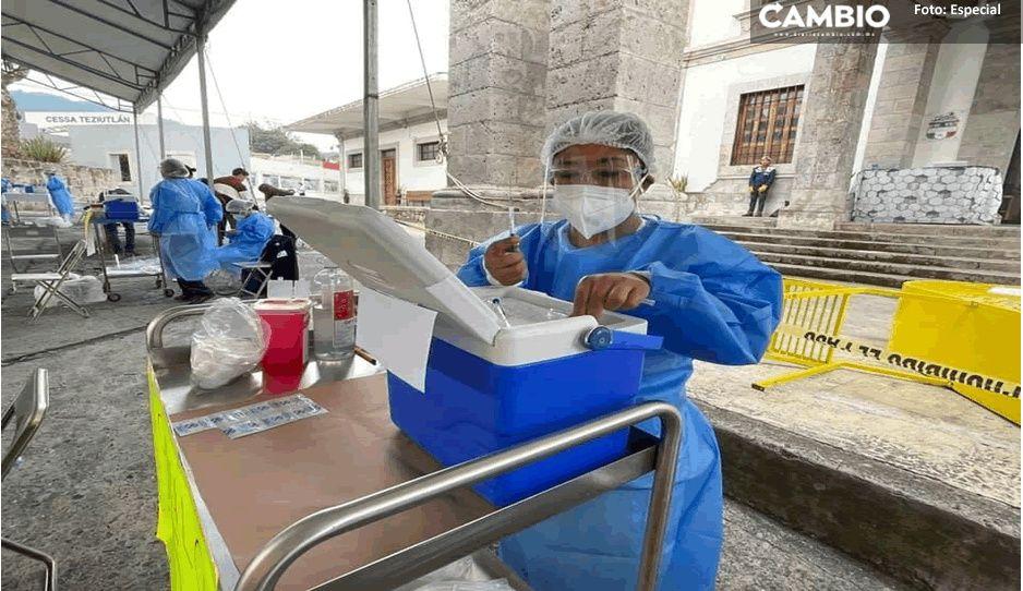 ¡Ámonos! Centennials de Teziutlán serán vacunados con Pfizer