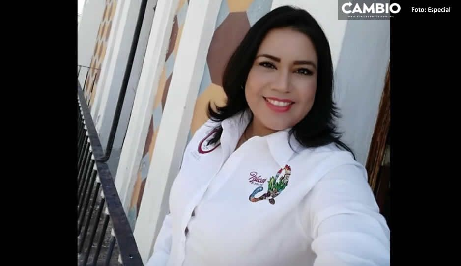 Irene Olea deja la sindicatura, se preparara para tomar protesta como alcaldesa de Izúcar
