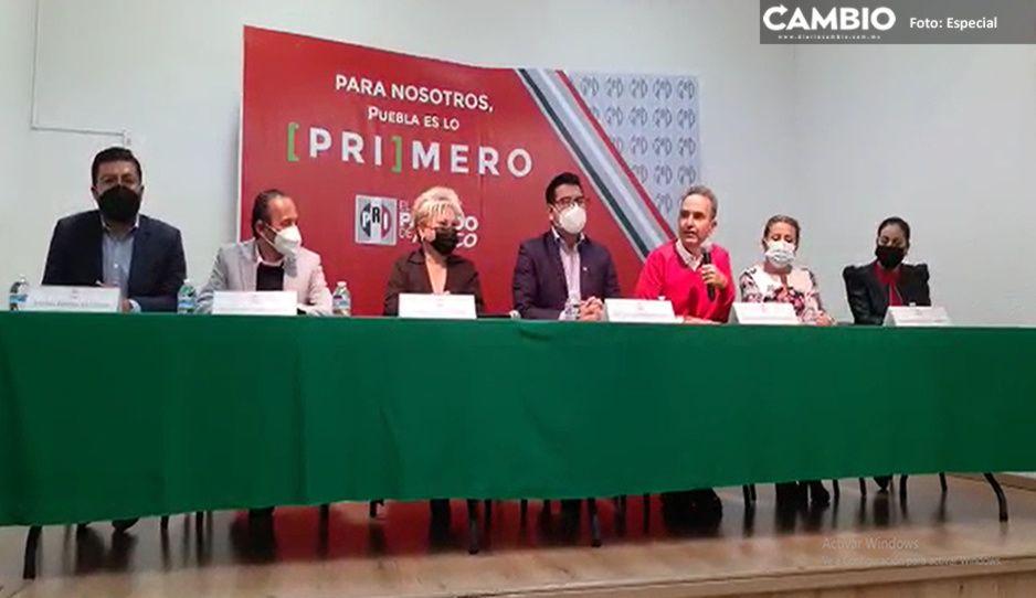 PRI buscará meter cuatro pluris tras sobrerrepresentación de Morena (VIDEO)