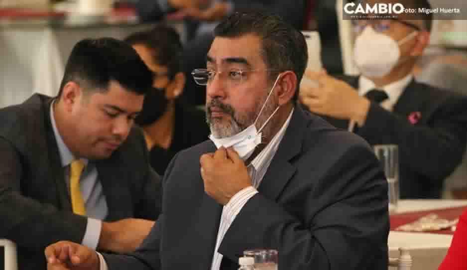 Congreso integrará hoy concejos municipales de Miahuatlán y Teotlalco, confirma Salomón