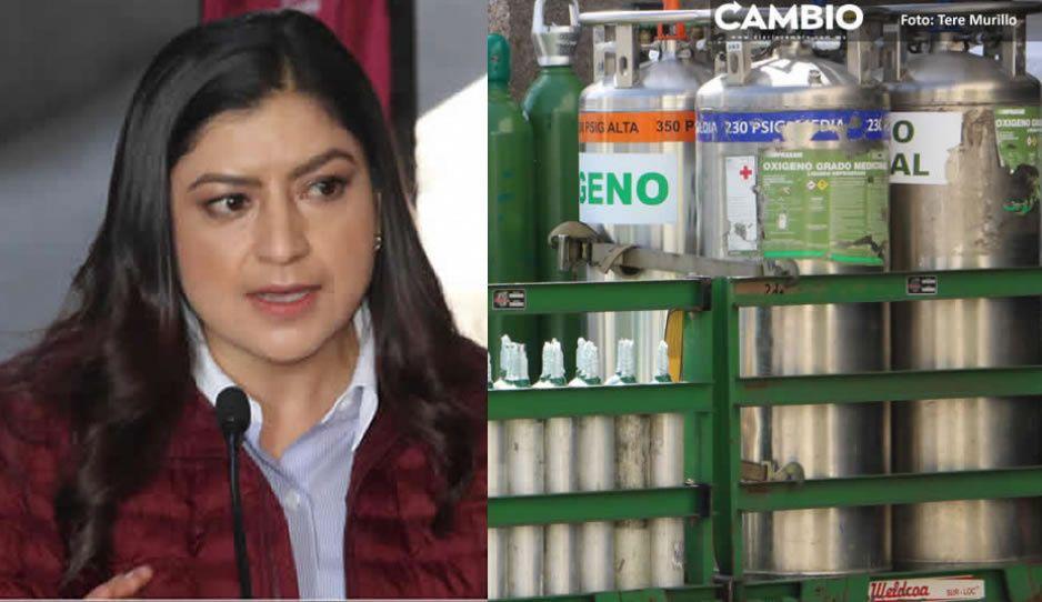 Fracasa el programa de reembolso de oxígeno y cremación de Claudia (VIDEO)