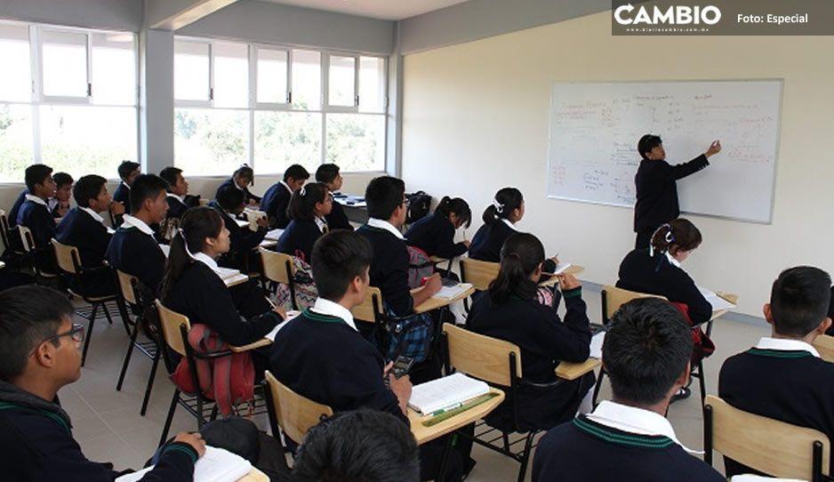 ¡Regreso a clases seguro! Alistan protocolos de seguridad en 15 mil escuelas de Puebla