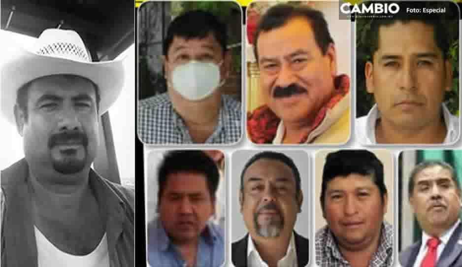 COVID acabó con la vida de 7 alcaldes de Puebla; van 46 infectados