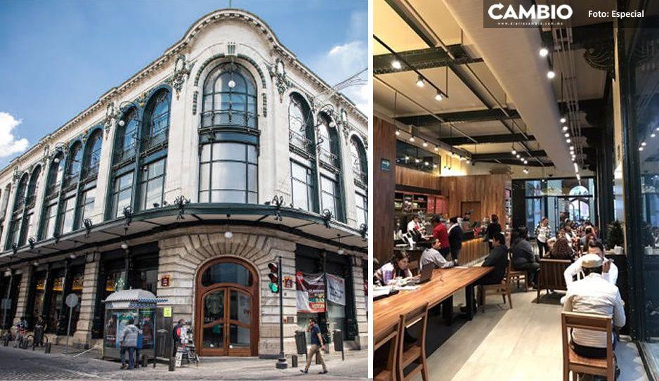 Asaltan Starbucks del centro histórico y vacían caja fuerte; sospechan del supervisor