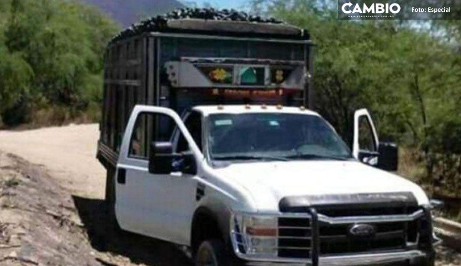Robo de vehículos amenaza a Tecamachalco; desaparece hombre con todo y camioneta