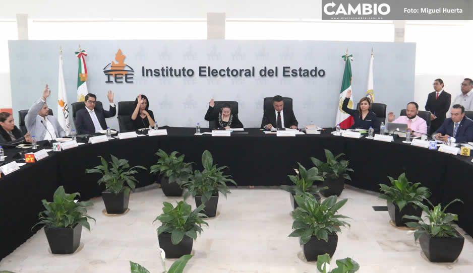 IEE se aprieta el cinturón: reduce gastos para poder solventar proceso electoral
