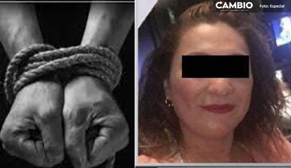 Detienen a mujer por fingir secuestro, pidió a su familia rescate de 500 mil pesos